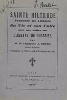 Sainte Hiltrude. Patronne De Liesses. Lille. 1947 - Religion