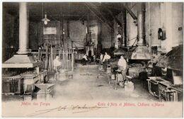 CHALONS-sur-MARNE (51) ECOLE D'ARTS Et METIERS. ATELIER Des FORGES. 1904. - Châlons-sur-Marne