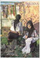 2018 , Moldova , Moldavie , Moldavia , Moldau , Popular Crafts , Postcard - Moldavia