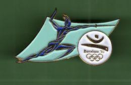 JO BARCELONE 92 *** ESCRIME *** 1072 (6-2) - Jeux Olympiques