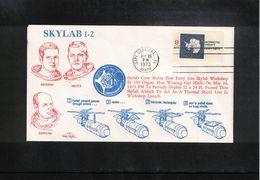 USA 1973 Space / Raumfahrt Skylab Interesting Cover - Stati Uniti