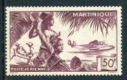 "TIMBRE** De 1947 De MARTINIQUE ""50 F. - POSTE AERIENNE"" - Posta Aerea"