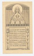 Plechtige Communie Van Mia En Cecile Stout - Antwerpen 1942 - Santini