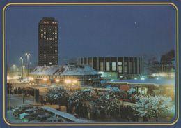 Suhl - Im Winter - Ca. 1990 - Suhl