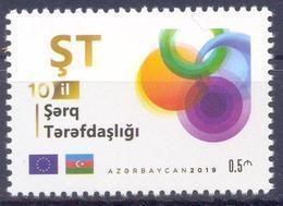 2019. Azerbaijan, Eastern Partnership, 1v, Mint/** - Azerbeidzjan
