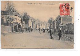 DEP. 76 ROUEN - BARRIERE D'OCTROI - ROUTE DE NEUFCHATEL - Rouen