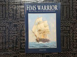 (Book - 16/8/2020) HMS Warrior - 17x24cm - 28 Pages - 140 G - Libri, Riviste, Fumetti