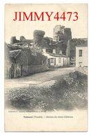 CPA - TALMONT 85 Vendée - Ruines Du Vieux Château - N° 360 - Coll. L. Amiaud - Scans Recto-Verso - Talmont Saint Hilaire