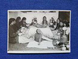 Uzbek Types Dinner - Uzbekistan