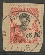 INDOCHINE - LAOS - Oblitération NAPE Sur Fragment - Indocina (1889-1945)