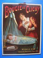 Bougie De Clichy - Plaques En Carton