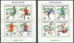 BURUNDI 2014 FOOTBALL WORLD CUP BRAZIL - 2014 – Brasile