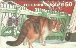 Finland Phonecard Tele D69 ( 03.95 ) - Finland