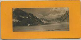 FOND DU GLACIER D ARGENTIERE , AIGUILLE D ARGENTIERE , LE TOUR NOIR ... 1910 - Places