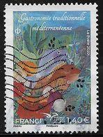 2020  Gastronomie Traditionelle Méditerranéene - France