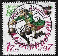 2020  300. Geburtstag Freiherr Hieronymus Von Münchhausen - Usati
