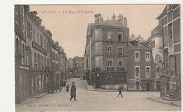 Morbihan > Vannes, Rue St Vincent, Devanture Horloger - Vannes
