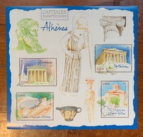 Capitales Européennes ATHÈNES 2004 Neuf - Mint/Hinged