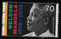2018  100. Geburtstag Von Nelson Mandela - Oblitérés