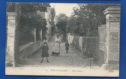 BOIS-COLOMBES   Villa Dubois      Animées     écrite En 1913 - Frankreich