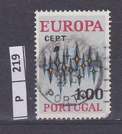 PORTOGALLO    1972Europa 1,00 Usato - Used Stamps