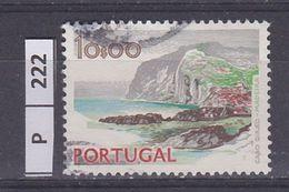 PORTOGALLO       1972Paesaggi E Monumenti 10,00 Usato - Used Stamps