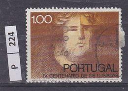 PORTOGALLO       1972Lusiadis 1,00 Usato - Used Stamps