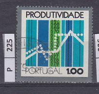 PORTOGALLO       1973Produttività 1,00 Usato - Used Stamps