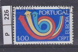 PORTOGALLO       1973Europa 1,00 Usato - Used Stamps