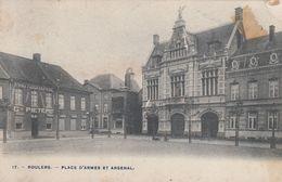 ROESELARE / WAPENPLAATS / ARSENAAL - Roeselare