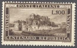 Italie Yvert 537 Ou Sassone 600 * * TB Voir Scan Et Description - 6. 1946-.. Republik