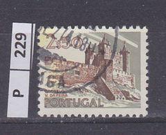 PORTOGALLO     1973Paesaggi E Monumenti 2,50 Usato - Used Stamps
