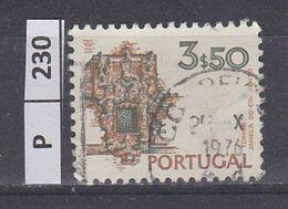 PORTOGALLO     1973Paesaggi E Monumenti 3,50 Usato - Used Stamps