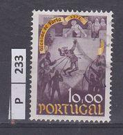 PORTOGALLO     1973Alcade De Faria 10,00 Usato - Used Stamps