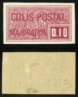 COLIS POSTAUX N° 156a Neuf N* Cote 115€ Signé Calves - Ungebraucht