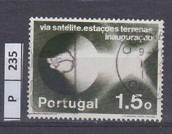 PORTOGALLO     1974Satelliti 1,50 Usato - Used Stamps