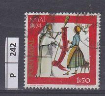 PORTOGALLO     1974Natale 1,50 Usato - Used Stamps