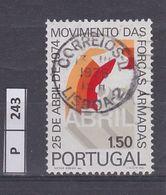 PORTOGALLO     1974Forze Armate 1,50 Usato - Used Stamps