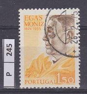 PORTOGALLO     1974Egas Moniz 1,50 Usato - Used Stamps