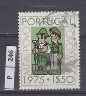 PORTOGALLO    1975Cooperazione Civile Militare 1,50 Usato - Used Stamps