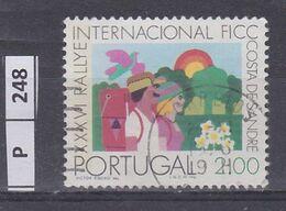 PORTOGALLO    1975Camping 2,00 Usato - Used Stamps