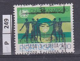PORTOGALLO    1975Anniversario ONU 2,00 Usato - Used Stamps