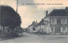 LE TREMBLAY SUR MAULDRE- Route Des Mousseaux - Frankreich