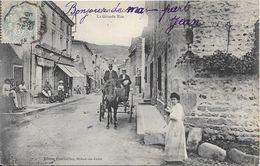 St JUST-sur-LOIRE - La Grande Rue - Sonstige Gemeinden