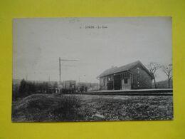 Gorze ,gare ,train - Andere Gemeenten