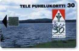 Finland Phonecard Tele D107 - Finland