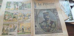 LE PELERIN 24 /POURQUOI LE PAIN EST CHER / CHINE TSAO KUN PRESIDENT - 1900 - 1949