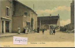 MONTAGNEY La Place ( Toilée) - Autres Communes