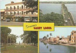 CPM  Sénégal St Louis - Sao Tome And Principe