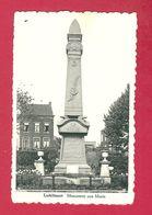 C.P. Lodelinsart = Monument  1914-1918 - Charleroi